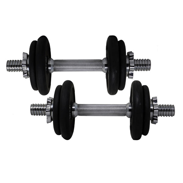 40 lbs Dumbbells Set - Qlevo - Clever Living