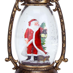 Santa Claus Christmas Snow Globe - Christmas Decoration
