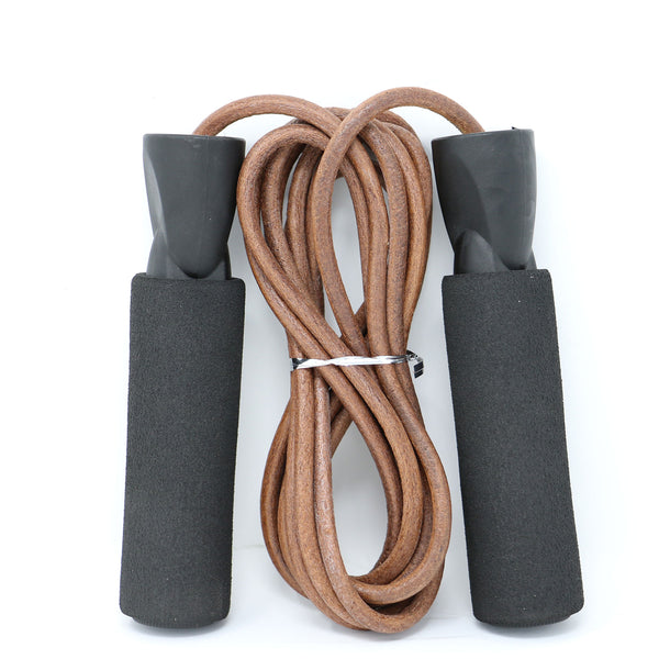 Jump Rope - Leather - Qlevo - Clever Living