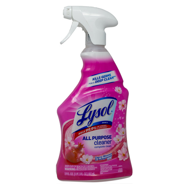 Lysol - All Purpose Cleaner Cherry Flavor