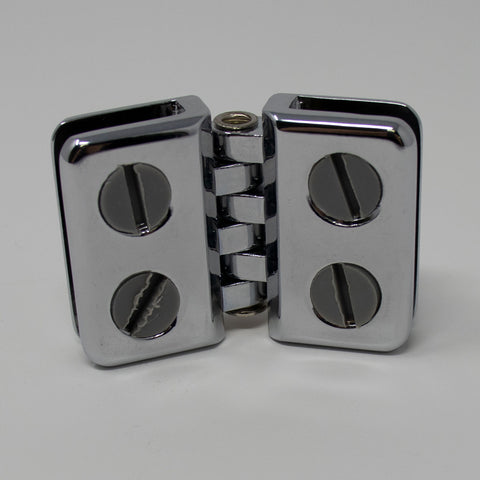 Sneeze Guard Accessory Chrome Hinge Connector