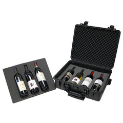 Wine Transport Utility Case, WCB-018T - Qlevo - Clever Living