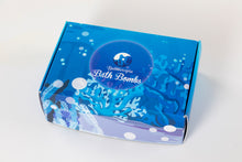 Load image into Gallery viewer, Bubbletopia Bath Bombs--6 Piece Gift Set