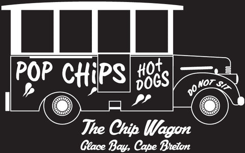 Glace Bay Chip Wagon