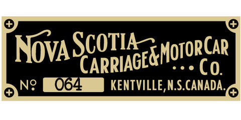 Nova Scotia Carriage