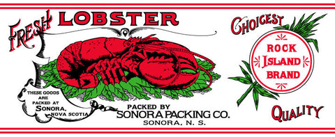 Rock Island Lobster