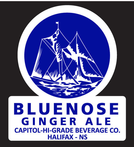 Bluenose Ginger Ale