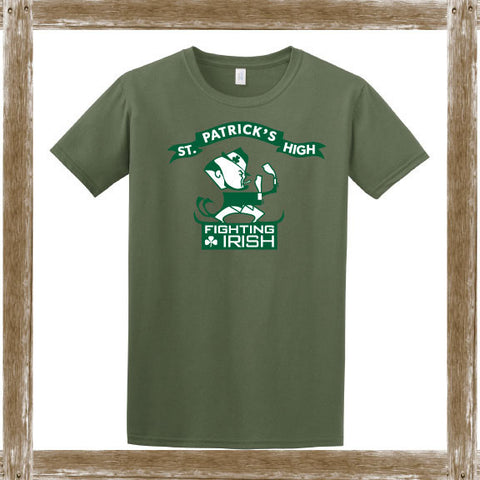 St. Pat's Standard Tee Youth & Adult Sizings