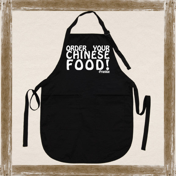 Order your Chinese Food Apron