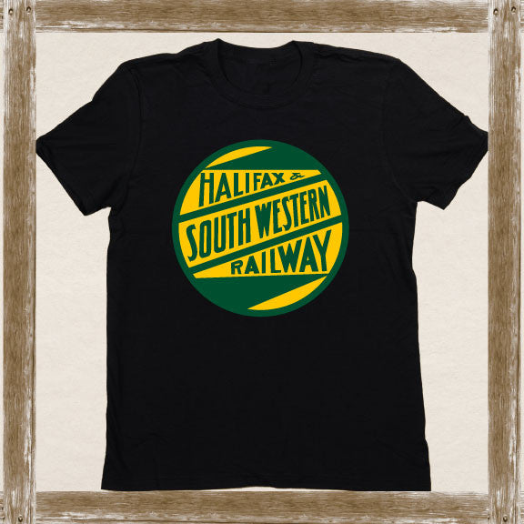 Halifax Southwestern Railway Standard Tee Youth & Adult Sizings
