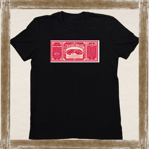 Union Brand Lobster Standard Tee Youth & Adult Sizings