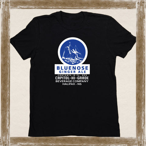 Bluenose Ginger Ale Standard Tee Youth & Adult Sizings