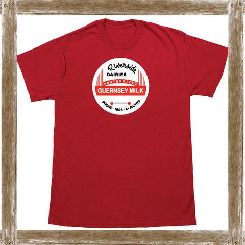 Riverside Dairies Standard Tee Youth & Adult Sizings