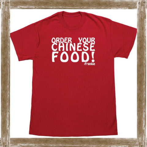 Order your Chinese Food Standard Tee Youth & Adult Sizings