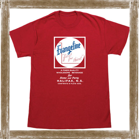 Evangeline Soda Standard Tee Youth & Adult Sizings