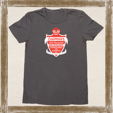 Chapman Beverages Standard Tee Youth & Adult Sizings