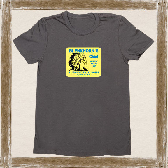 Blenkhorn's Axe Standard Tee Youth & Adult Sizings