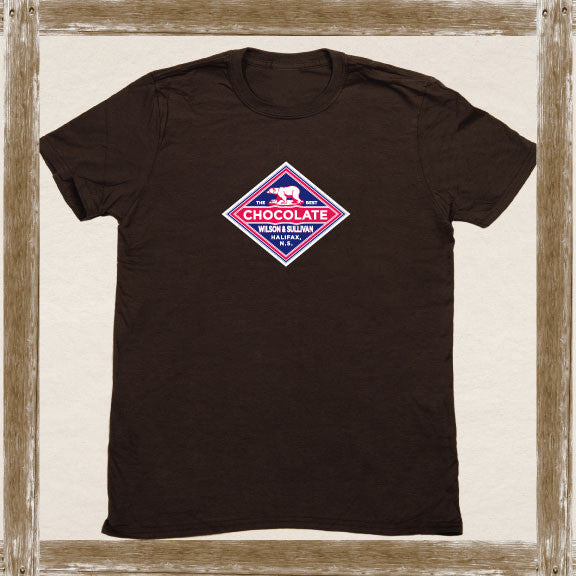Wilson & Sul. Chocolate Drink Standard Tee Youth & Adult Sizings