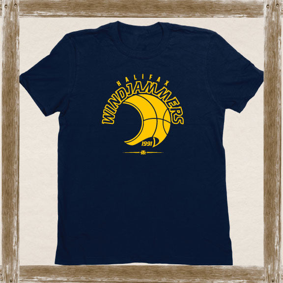 Halifax Windjammers Standard Tee Youth & Adult Sizings