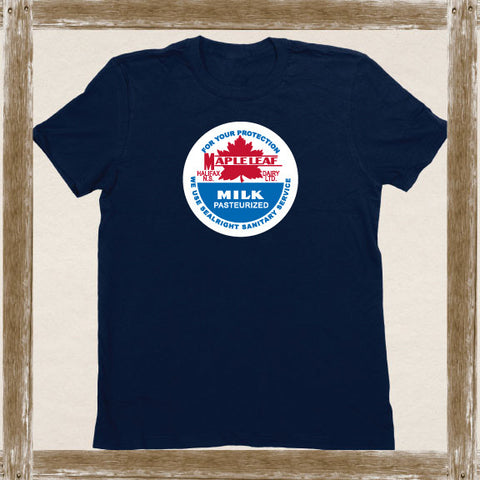 Maple Leaf Dairy Standard Tee Youth & Adult Sizings
