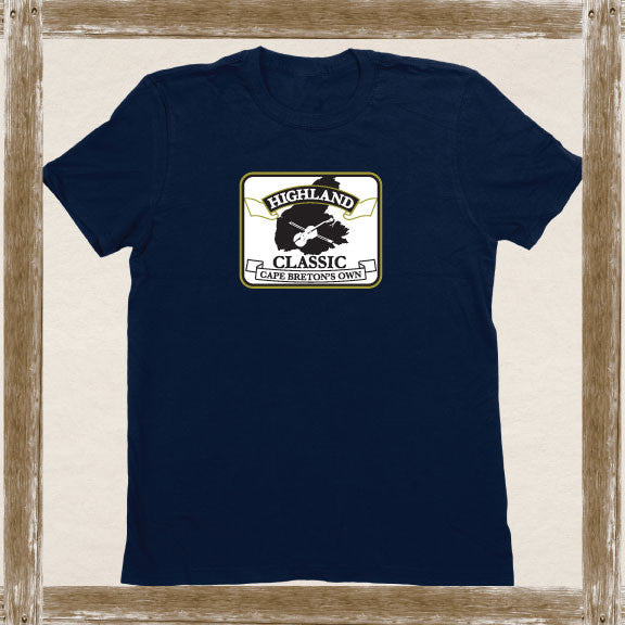 Highland Classic Standard Tee Youth & Adult Sizings