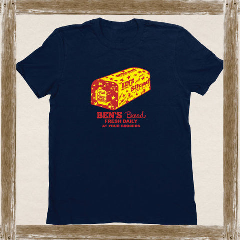 Ben's Bread Standard Tee Youth & Adult Sizings