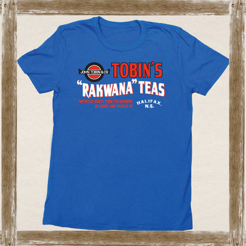 Tobin's Teas Standard Tee Youth & Adult Sizings