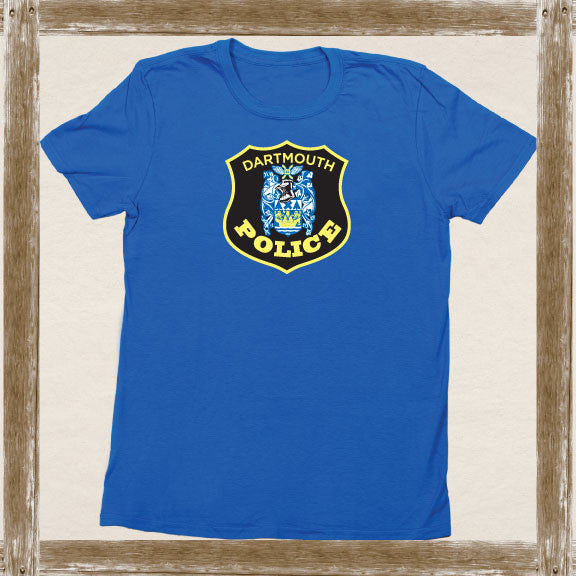 Dartmouth Police Standard Tee Youth & Adult Sizings