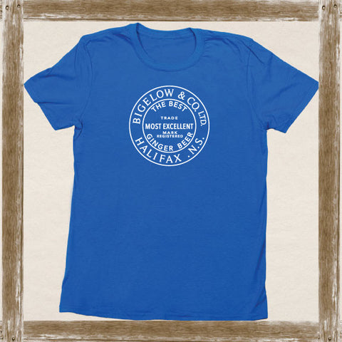Bigelow & Co Standard Tee Youth & Adult Sizings