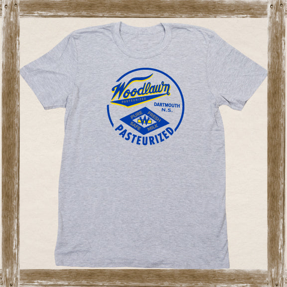 Woodlawn Dairy Standard Tee Youth & Adult Sizings