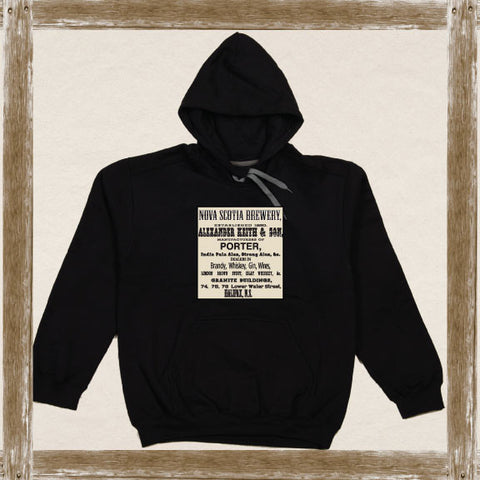 Keith's Nova Scotia Brewery Fleece Hoodie
