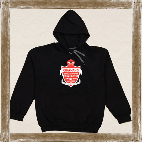 Chapman Beverages Fleece Hoodie