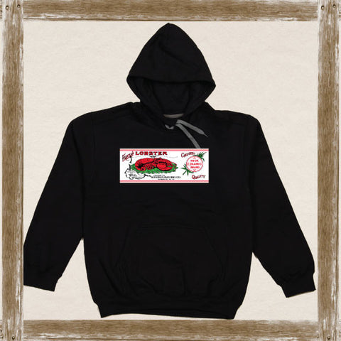 Rock Island Lobster Fleece Hoodie