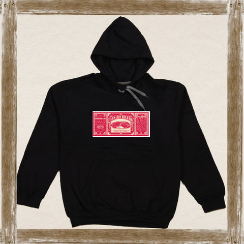 Union Brand Lobster Fleece Hoodie