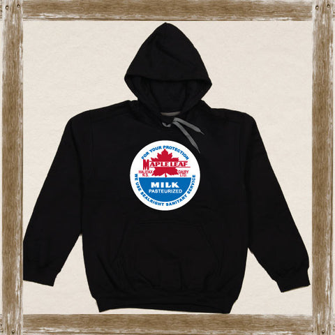 Maple Leaf Dairy Fleece Hoodie