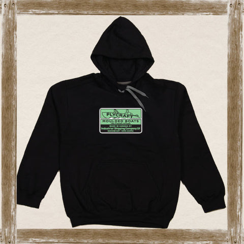 Mahone Bay Plycraft Fleece Hoodie