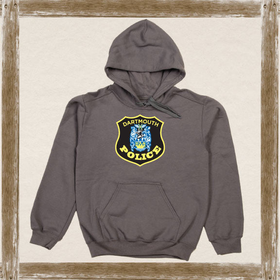 Dartmouth Police Fleece Hoodie