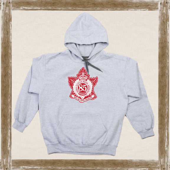 Nova Scotia Highlanders Fleece Hoodie