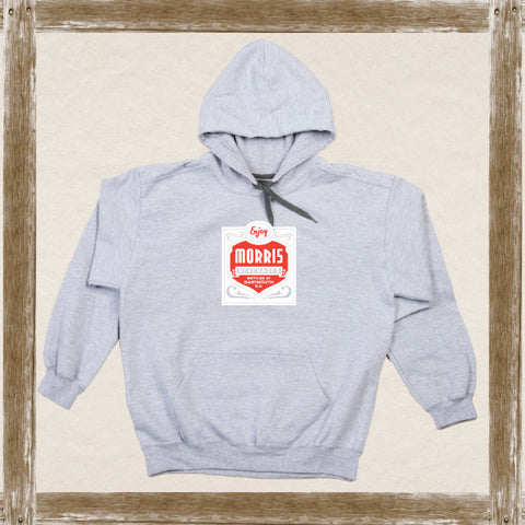 Morris Beverages Fleece Hoodie