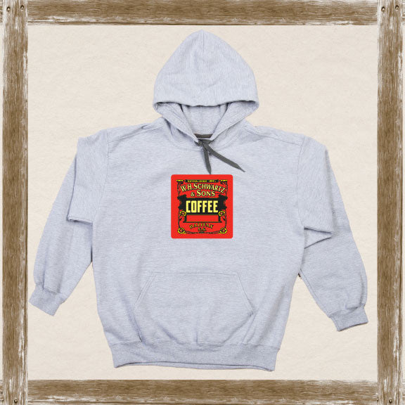 Schwartz Coffee & Spices Fleece Hoodie