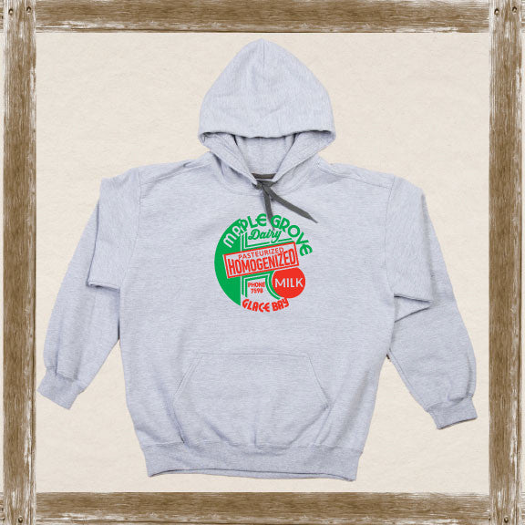 Maple Grove Dairy Fleece Hoodie