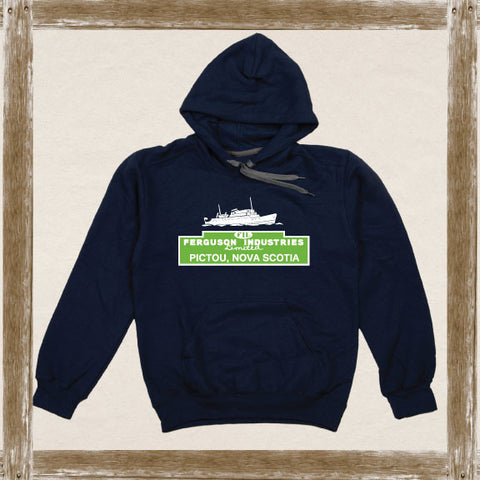 Ferguson Industries Fleece Hoodie