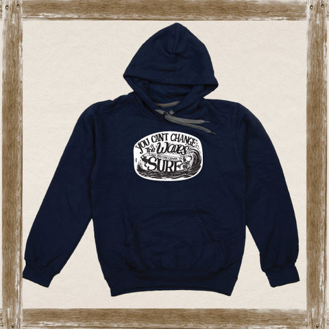 Learn to Surf Fleece Hoodie