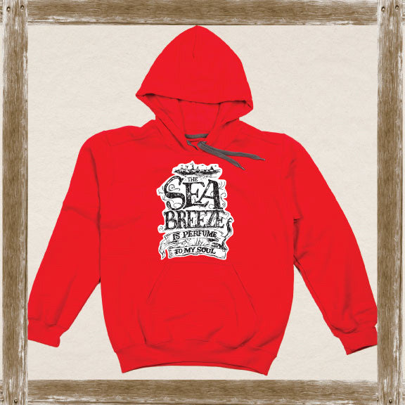 Sea Breeze Fleece Hoodie