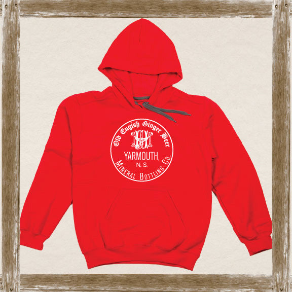 Old English Fleece Hoodie