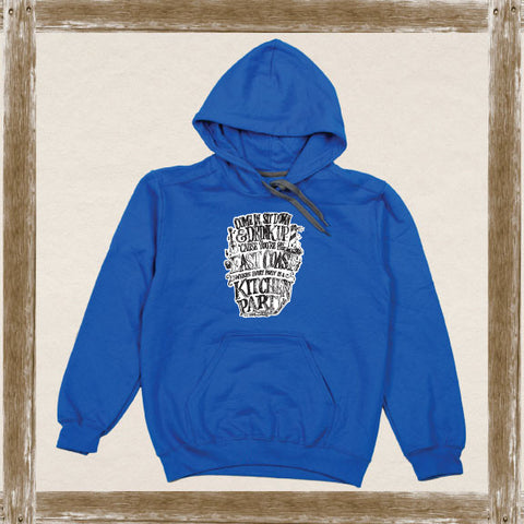 East Coast Kitchen Party Fleece Hoodie