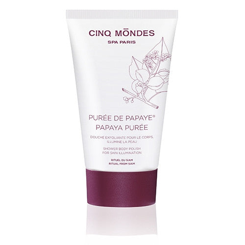 PUREE PAPAYE Cinq Mondes 150 ml