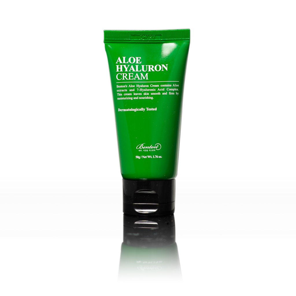 Benton ALOE HYALURON CREAM L'Amour Beauty Korean Skincare Canada