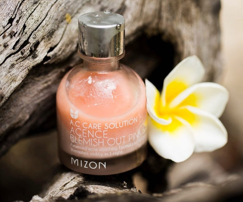 Mizon Acence Blemish Out Pink Spot L'Amour Beauty Korean Skincare Canada