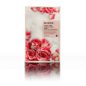 Mizon JOYFUL TIME ESSENCE MASK ROSE L'Amour Beauty Korean Skincare Canada